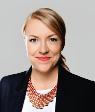Jana Kusick, Global Managing Director